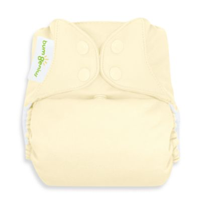 bumGenius™ Cloth Diaper with Snap Closure in Noodle