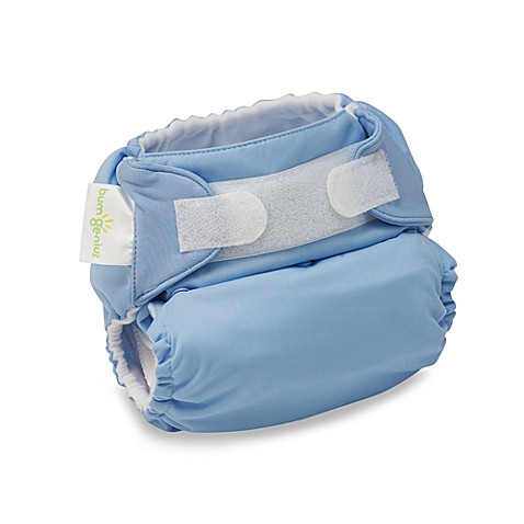 bumGenius™ Hook & Loop Cloth Diaper in Twilight