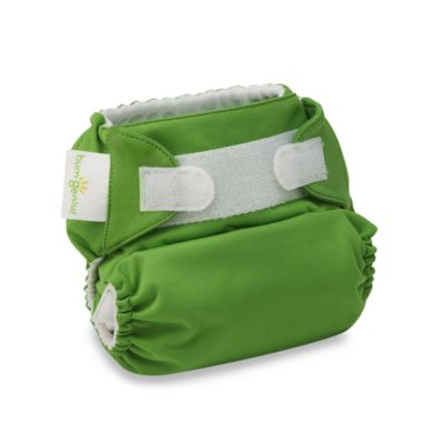 bumGenius™ Hook & Loop Cloth Diaper in Ribbit