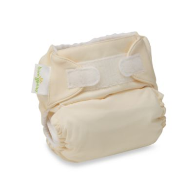 bumGenius™ Hook & Loop Cloth Diaper in Noodle