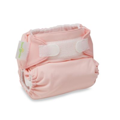 bumGenius™ Hook & Loop Cloth Diaper in Blossom