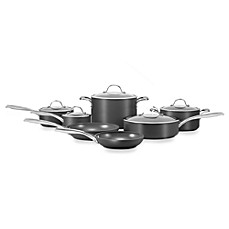 GreenPan™ Geneva Hard Anodized 12-Piece Cookware Set and Open Stock