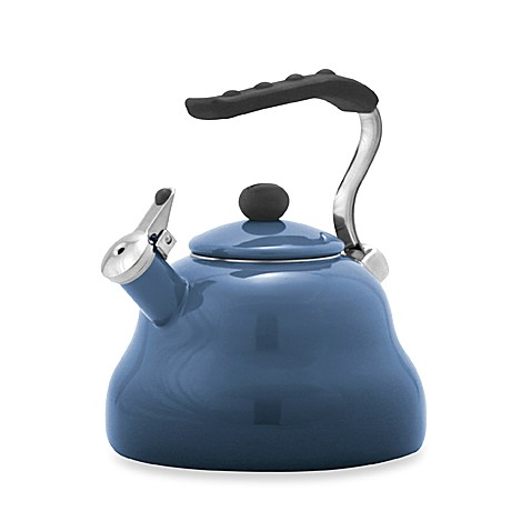 Farberware® Athena 3-Quart Tea Kettle in Blue