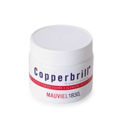 Mauviel Copperbrill Copper Cookware Cleaner