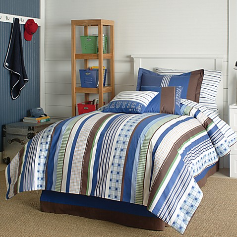 Nautica Kids Drew Mini Comforter Set Bed Bath Beyond