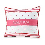 Nautica Kids® Melanie Dot and Stripe Toss Pillow