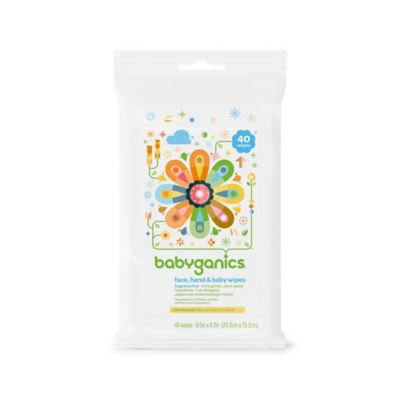 Fragrance-Free Face Hand Baby Wipes