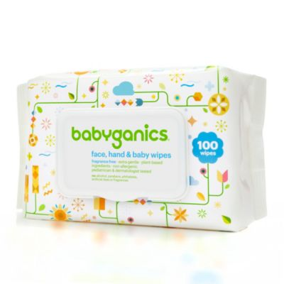 Babyganics Wipes