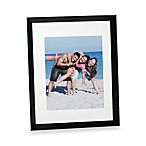 Umbra® Stage 11-Inch x 14-Inch Document Frame in Black