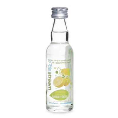 SodaStream MyWater Flavor Essence in Lemon/Lime (Set of 3)