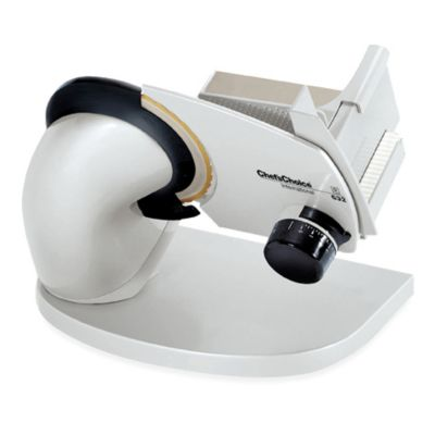 Chef's Choice® Gourmet Electric Vari Tilt Food Slicer