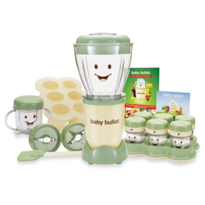 Magic Bullet Baby Food Prep