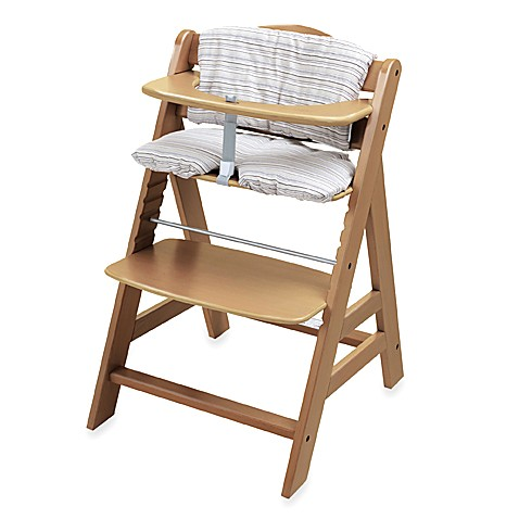 buy hauck alpha high chair in natural from bed bath beyond. Black Bedroom Furniture Sets. Home Design Ideas