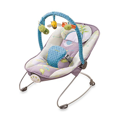Carter's® Flitter Cuddle 'N Comfort Musical Bouncer