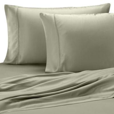 Pure Beech® Sateen Queen Sheet Set in Grey