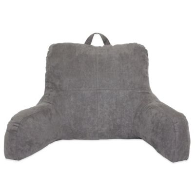 Microsuede Backrest in Grey