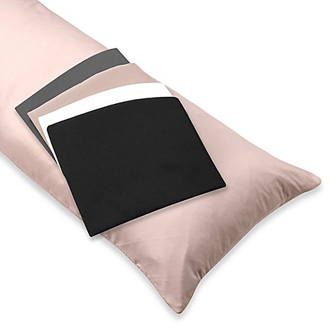 Body Pillow Cover - Blackberry