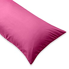 Body Pillow Cover - Raspberry