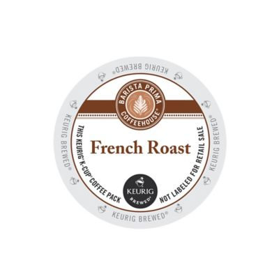 K-Cup® 18-Count Barista Prima Coffeehouse™ French Roast Coffee for Keurig® Brewers