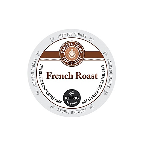 Keurig® K-Cup® Pack 18-Count Barista Prima Coffeehouse® French Roast Coffee