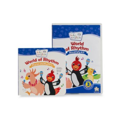 Baby Einstein® World Of Rhythm Discovery Kit
