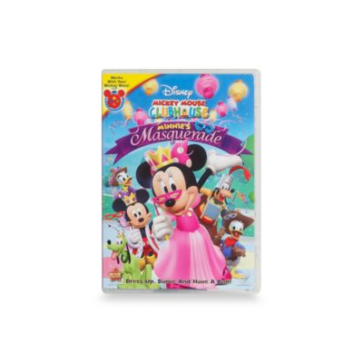 Mickey Mouse Clubhouse Minnie's Masquerade DVD
