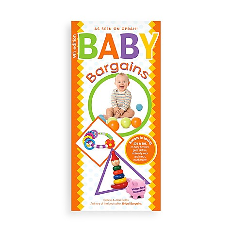 Baby Bargains Book, 9th Edition