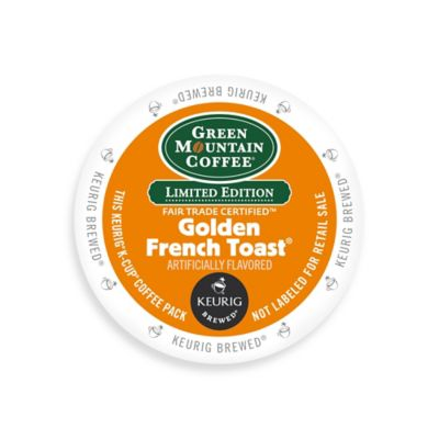 K-Cup® 18-Count Golden French Toast Coffee for Keurig® Brewers