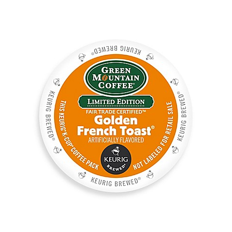 Keurig® K-Cup® Pack 18-Count Golden French Toast Coffee