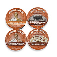 Green Mountain Donut House Coffee Variety Pack 48-Count K-Cup for Keurig Brewers