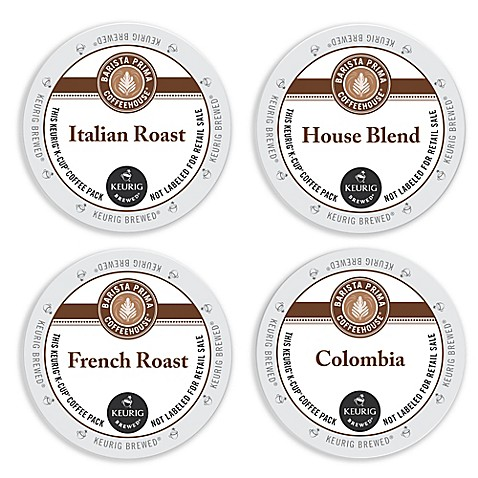 K-Cup® Barista Prima Coffeehouse™ Coffee for Keurig® Brewers