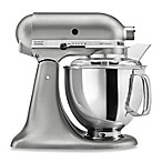 KitchenAid® Artisan® 5 qt. Stand Mixer in Contour Silver