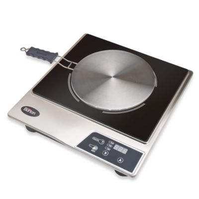 Max Burton Induction Cooktop and Induction Interface Disk Set