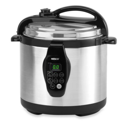 Nesco® 6-Quart Electric Pressure Cooker