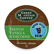 Green Mountain Donut House Vanilla Iced Coffee K-Cup for Keurig Brewers