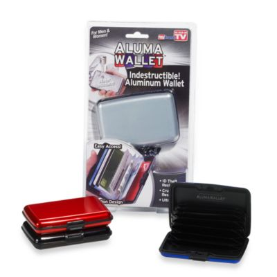 Aluma Wallet™ Travel Accessories
