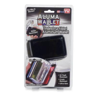 Aluma Wallet™ in Black
