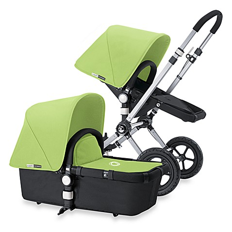 Bugaboo Cameleon Used As Bed
