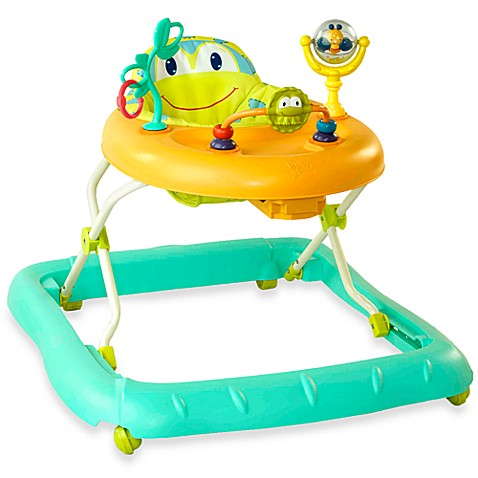 Bright Starts™ Walk-A-Bout Walker in Frog