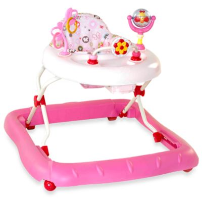 Bright Starts™ Pretty in Pink™ Walk-a-Bout Walker™