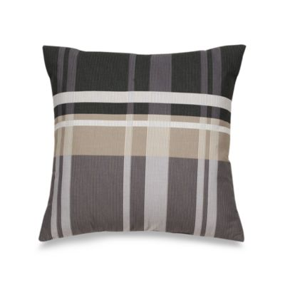 Cambridge 18-Inch Square Toss Pillow
