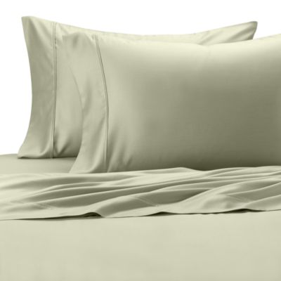 Eucalyptus Origins™ Queen Sheet Set in Light Green