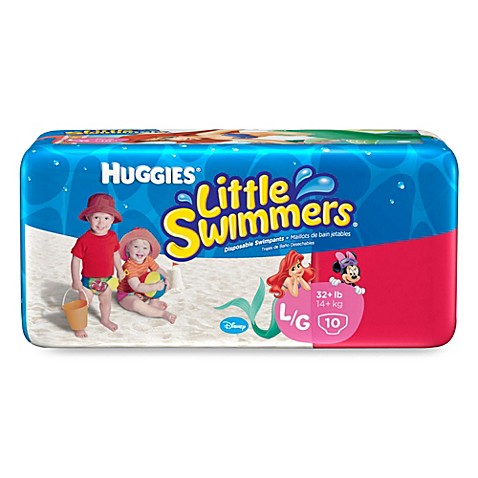 Huggies® Little Swimmers Large Disposable Swimpants (10 Count)