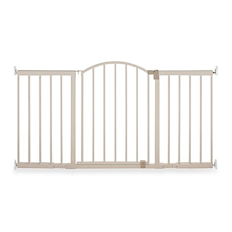 Summer® Sure & Secure® 6 Foot Metal Expansion Gate