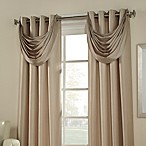 Argentina Room Darkening Waterfall Valance
