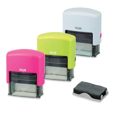 Guard Your ID Stamp in Pink