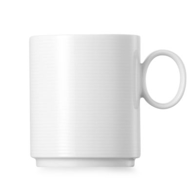 Rosenthal Thomas Loft 13-Ounce Stackable Mug in White