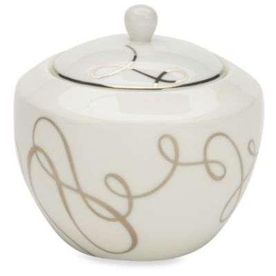 Mikasa® Love Story Covered Sugar Bowl