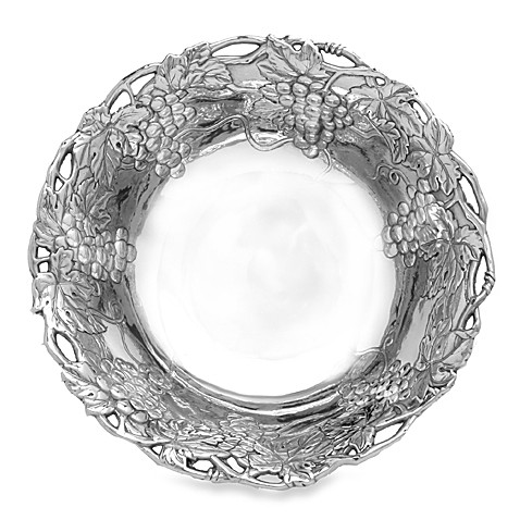 Arthur Court Designs Grape 12-Inch Bowl