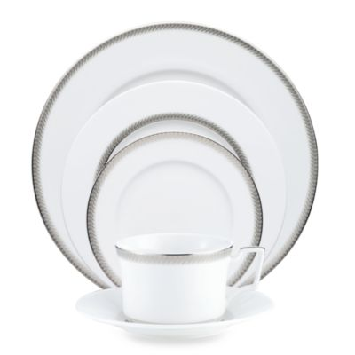Noritake® Sinclair Platinum 5-Piece Place Setting